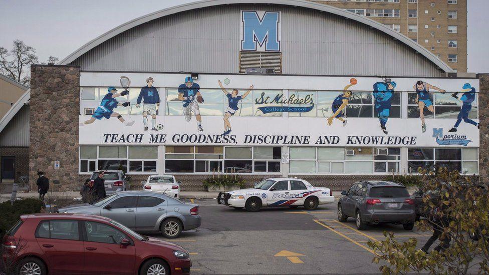 St Michael's College School in Toronto