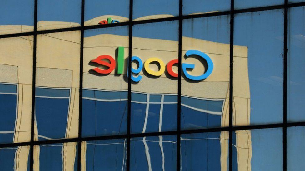 Google in Irvine, California
