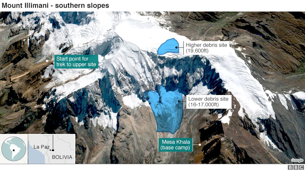 The Housemates Who Found A Lost Plane Wreck BBC News - Mountainous aircraft accidents map us