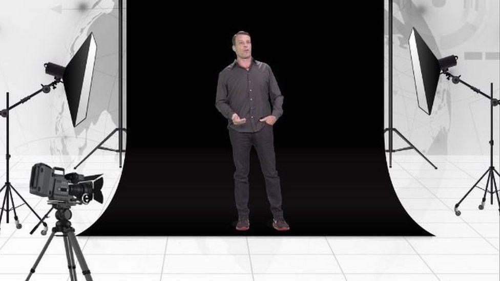 Arht Media capture studio