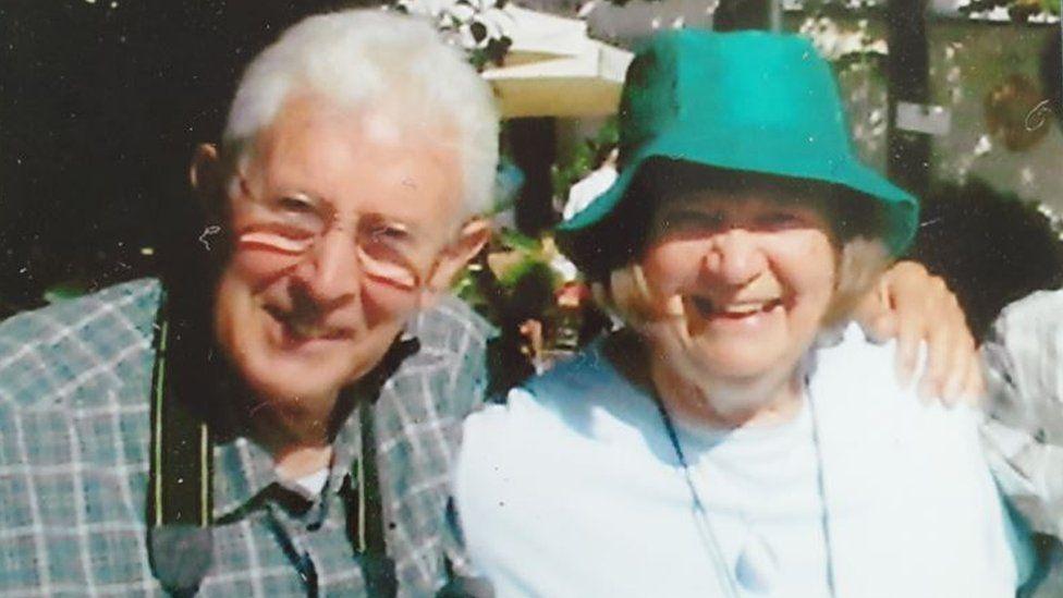 Bob and Norma Beasley
