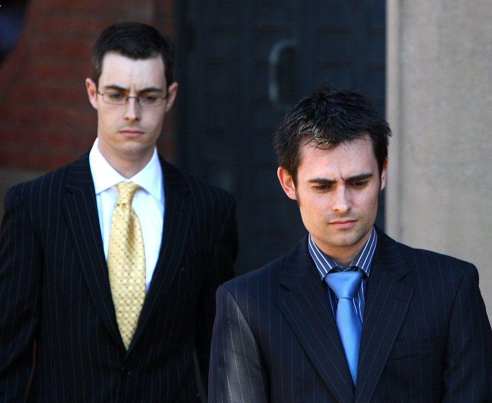 Anthony and Mark Darwin