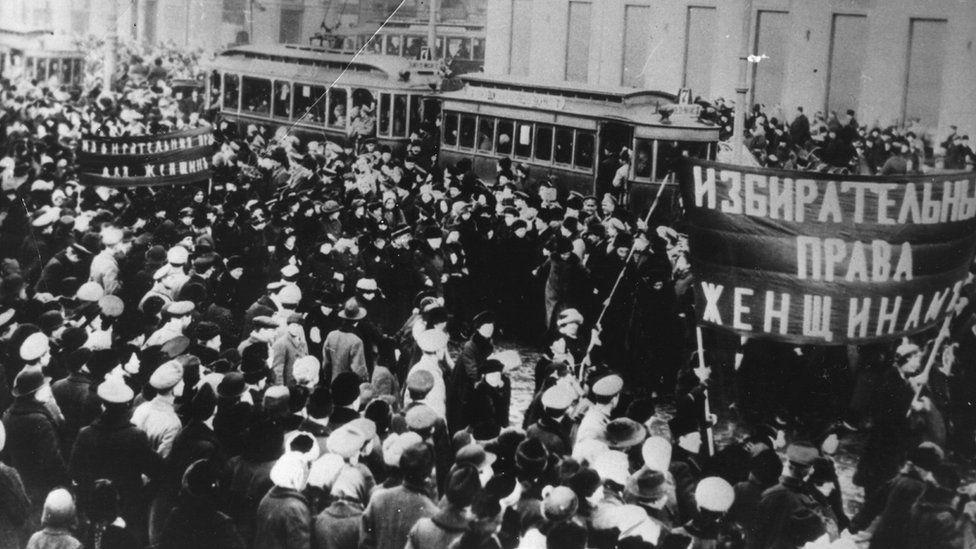 A origem operária do 8 de Março, o Dia Internacional da Mulher