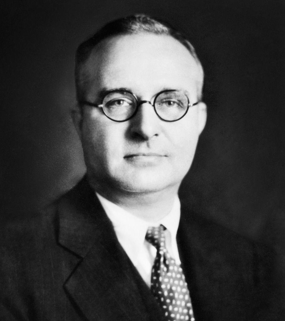 Chemist Thomas Midgley