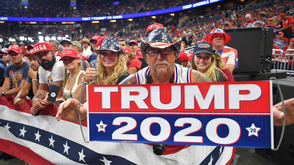 """Elecciones presidenciales en Estados Unidos 2020: """"Por qué queremos que gane Trump"""""""