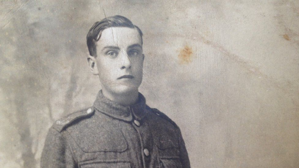 Private Robert Phillips was held as a prisoner of war for 15 months before his daring escape