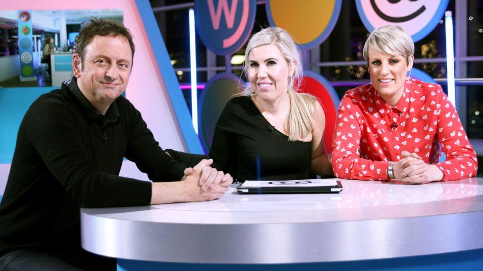 Matt Allwright, Nikki Fox and Steph McGovern on Watchdog