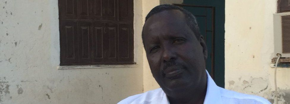 1 General Mohamed Warsmae Darwish