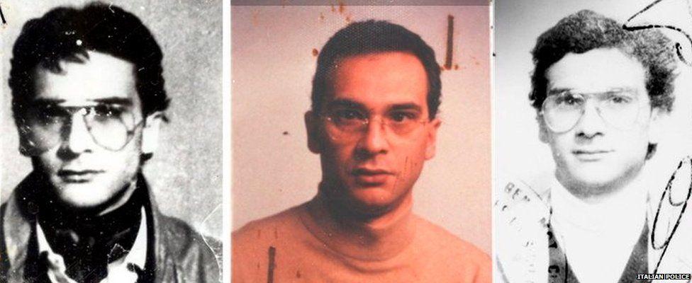 Italian Mafia boss Matteo Messina Denaro
