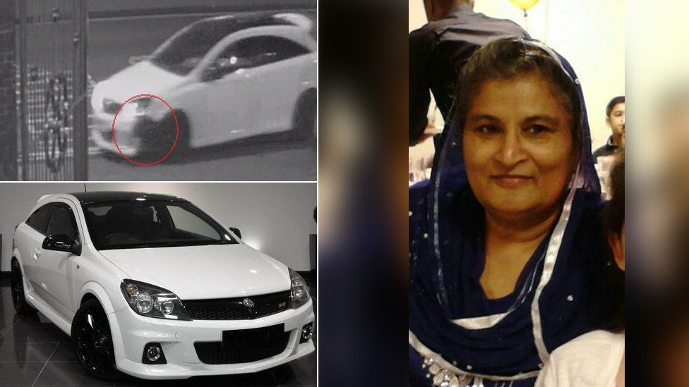 An example of the car; and Surinder Kaur