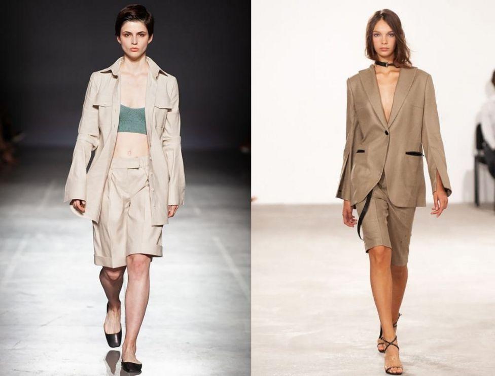Моделі: A.M.G., ELENA BURENINA