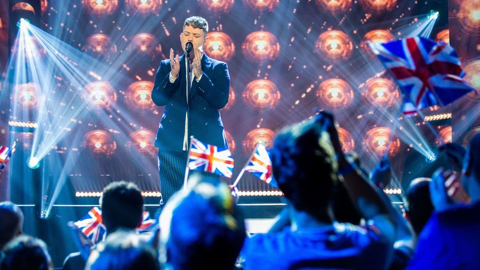 Michael Rice on Eurovision: You Decide
