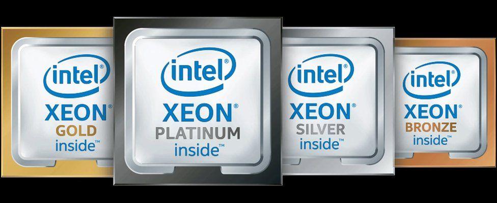 Intel Xeon processors