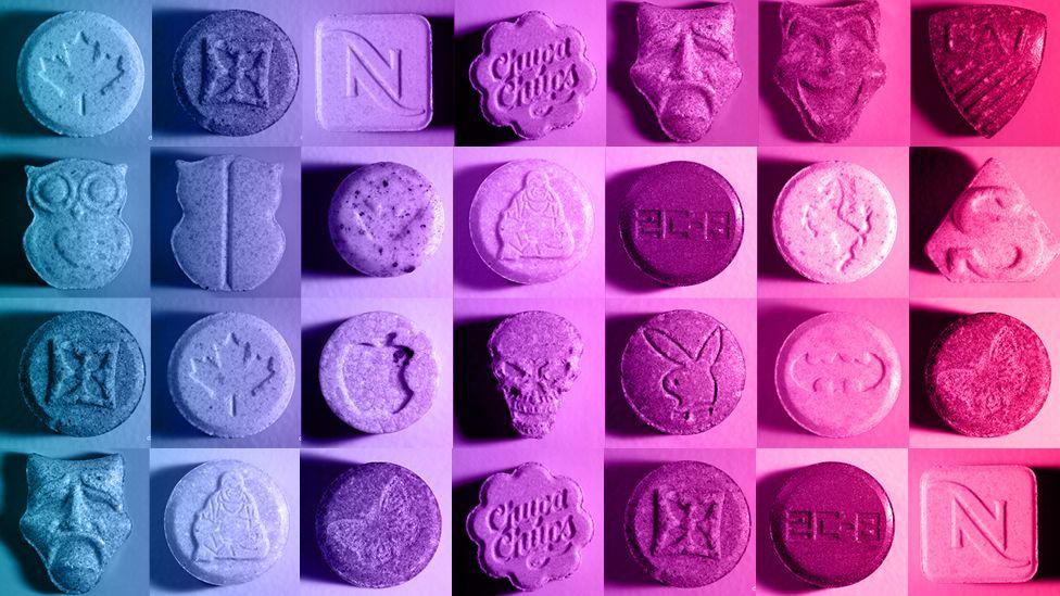 Lots of pills