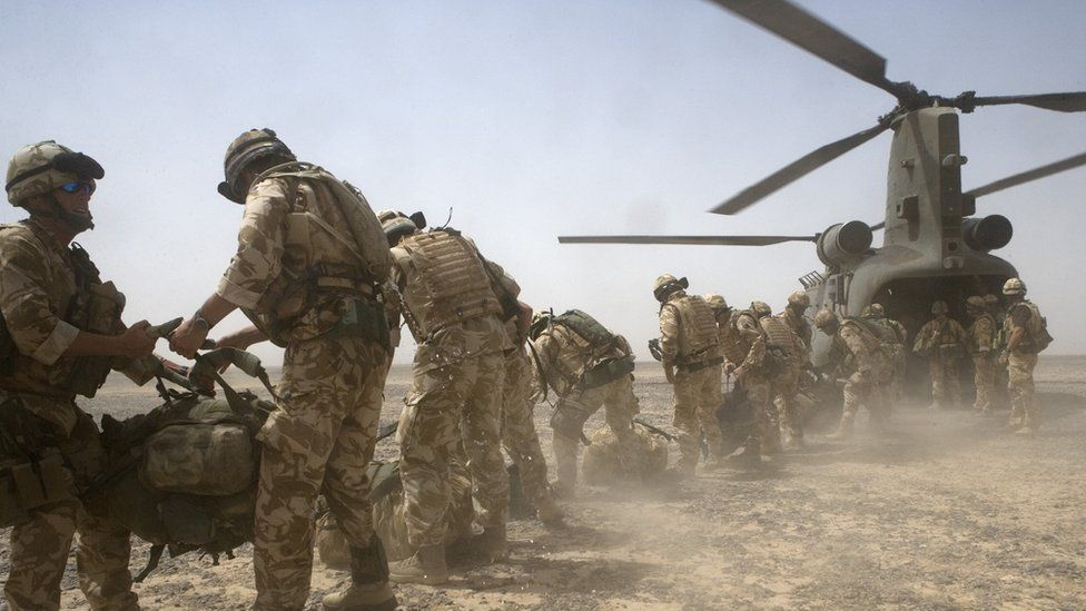 Afghan interpreters rejected for resettlement 'face death' after UK exit thumbnail