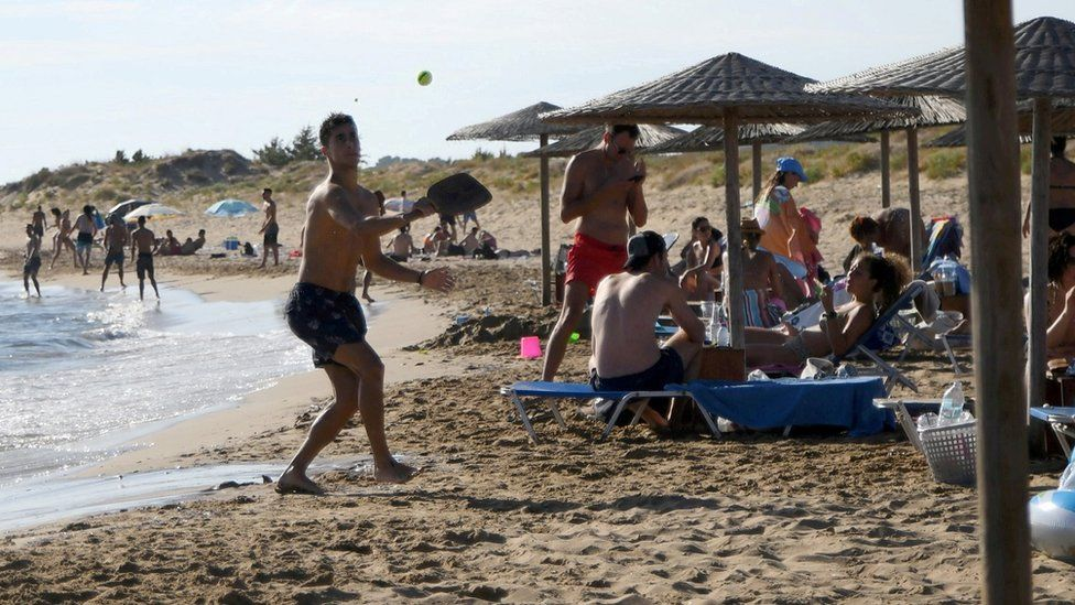Holiday bookings surge after travel rules change