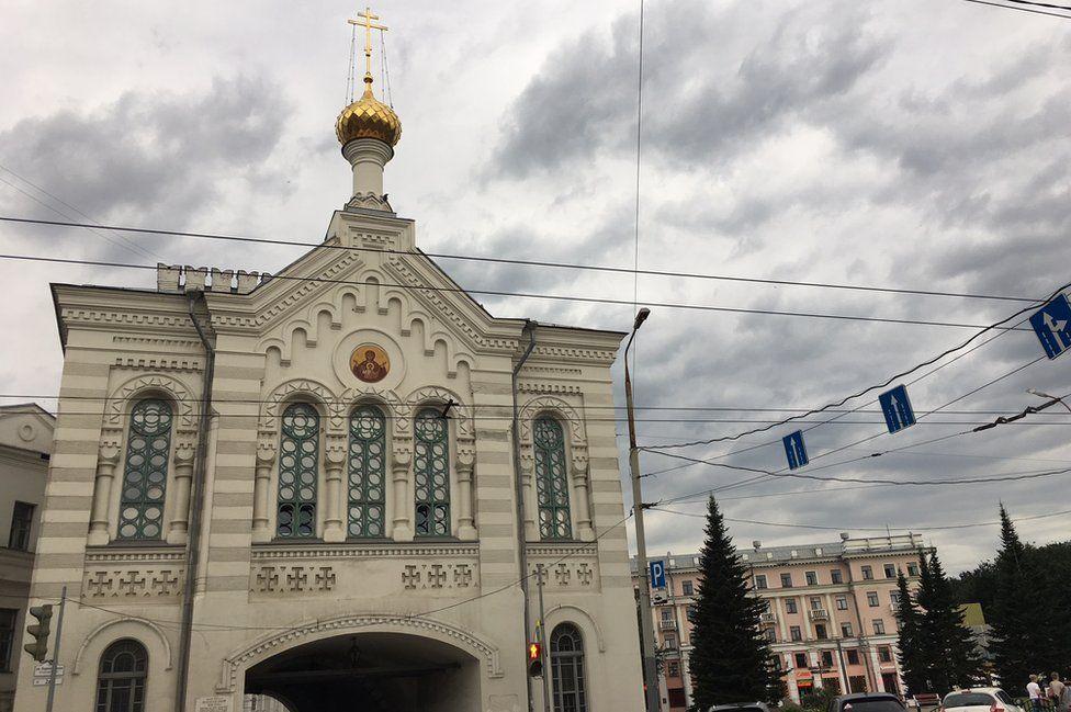 Yaroslavl church
