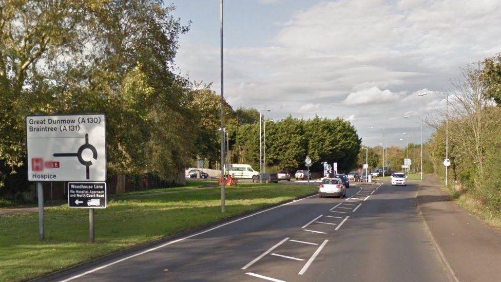 Chelmsford collision