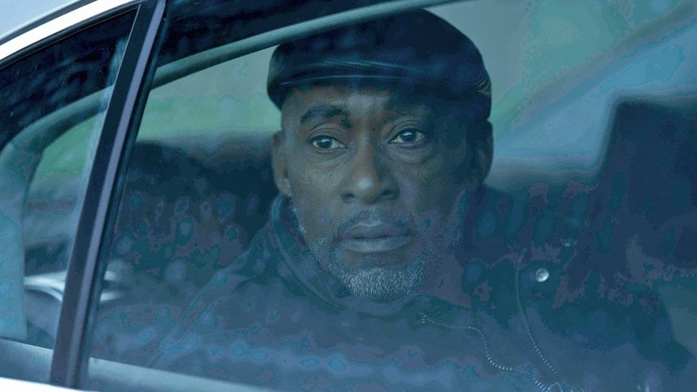 Patrick Robinson as Anthony Bryan in Sitting In Limbo