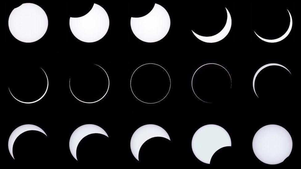 Cuáles son los distintos tipos de eclipses que existen y dónde se verán los próximos