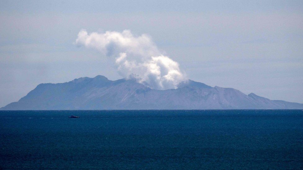 White Island volcano: Why New Zealand is importing skin