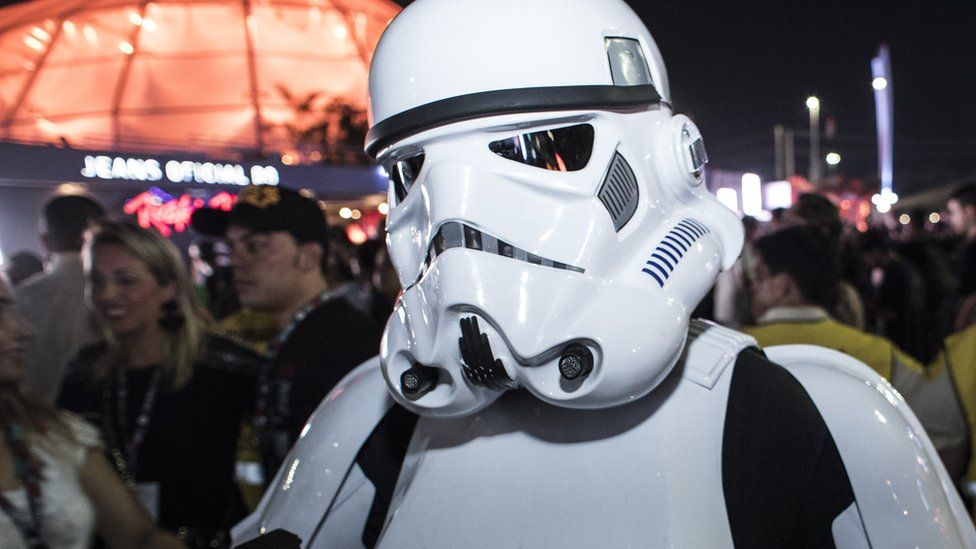 The new Star Wars film is benefitting from Faceshift's technology
