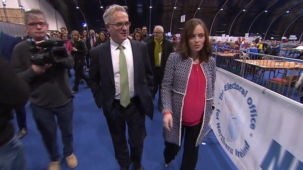 Long-standing SDLP assembly member Alex Attwood failed to secure his seat in west Belfast