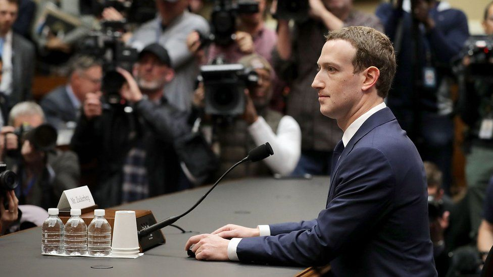 Mark Zuckerberg told Congress he would be open to an independent audit on diversity and civil rights