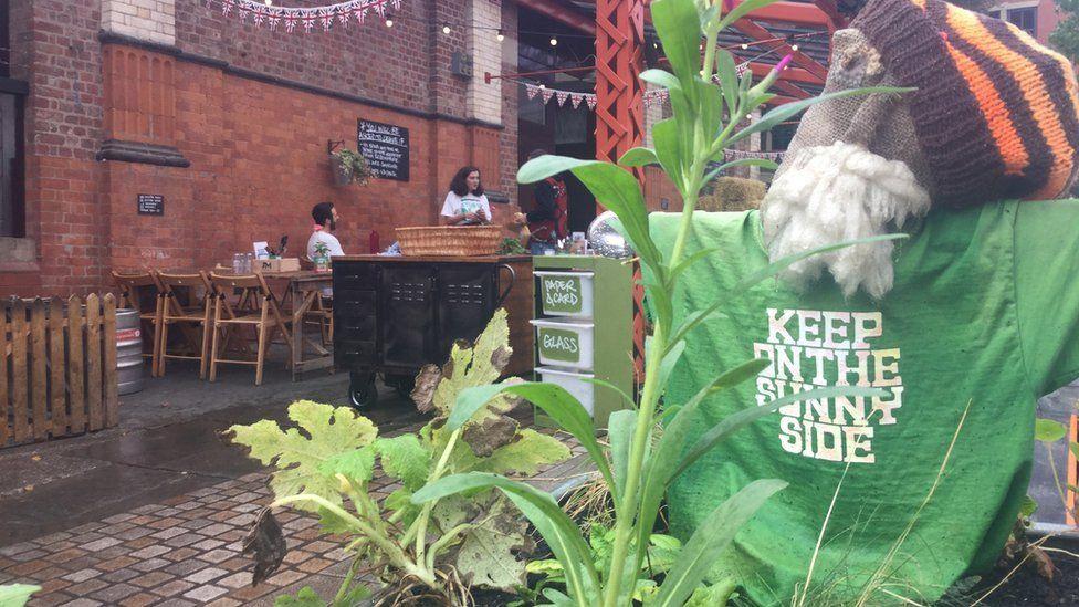 market outside