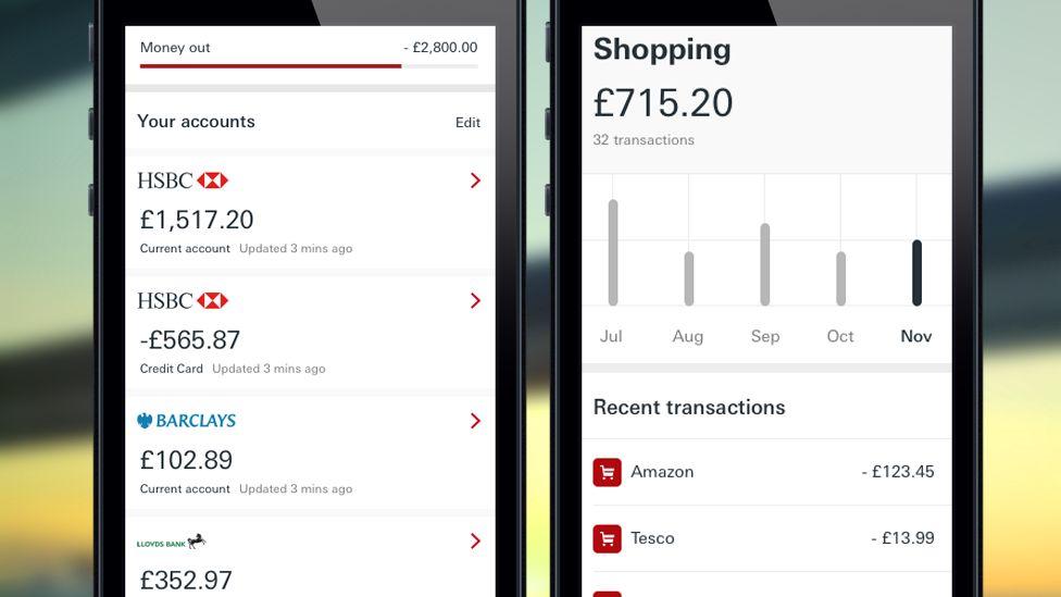 HSBC Beta app