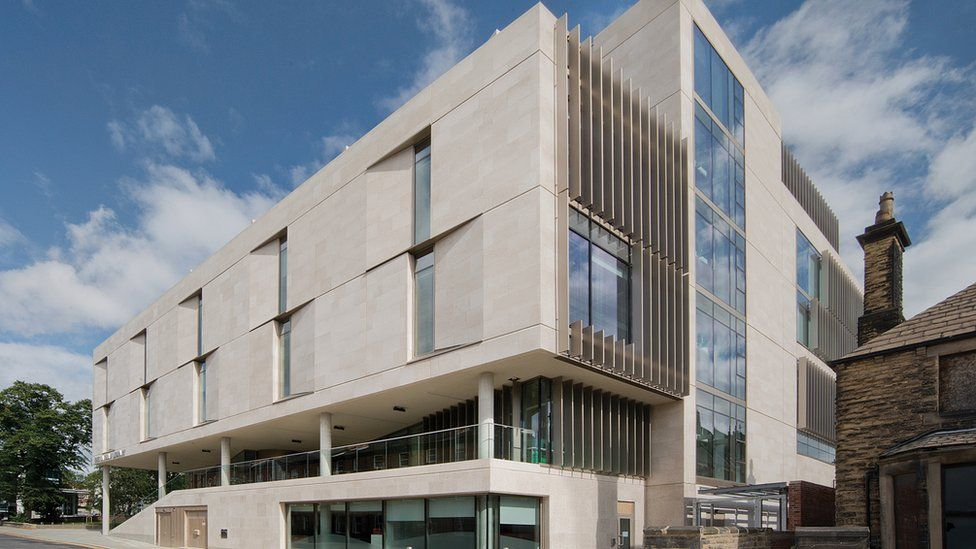 Laidlaw Library, University of Leeds