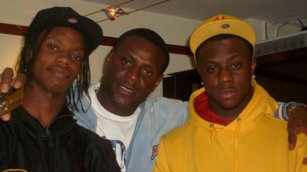 Krept with Cadet and his dad
