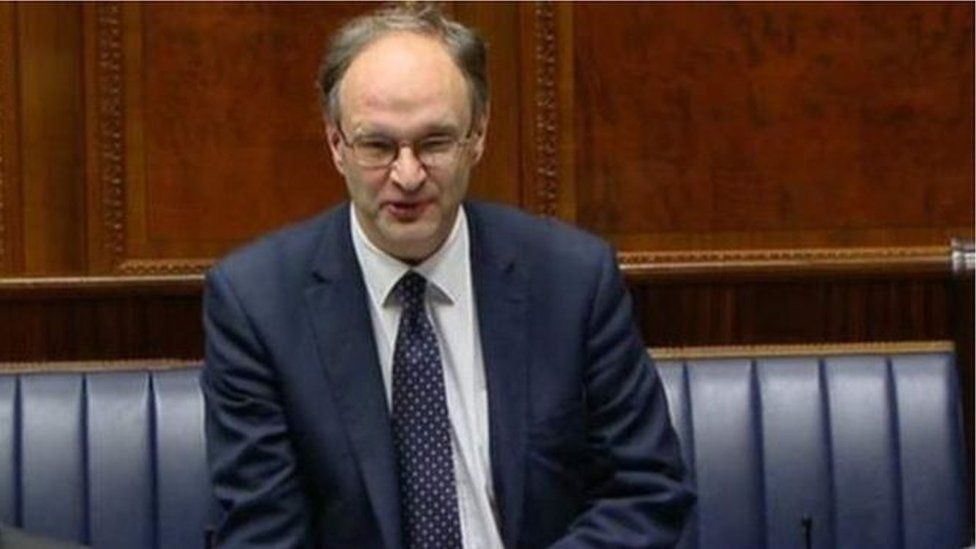 The Northern Ireland education minister, Peter Weir