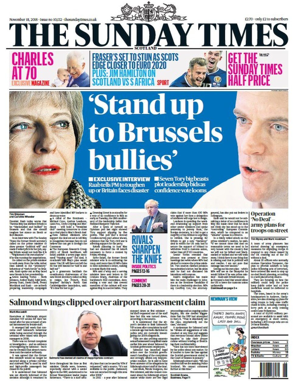 Sunday Times Scotland