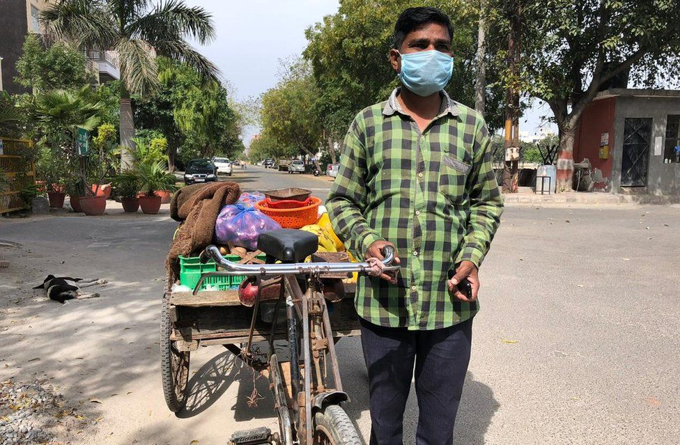 Coronavirus lockdown in India: 'Beaten and abused for doing my job ...