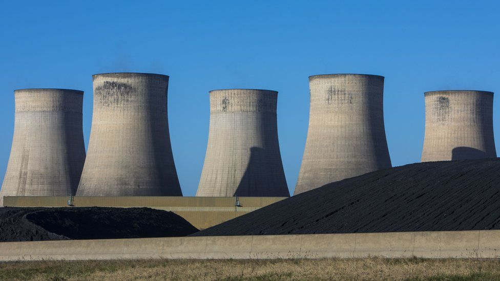 Ratcliffe-on-Soar coal fired power station