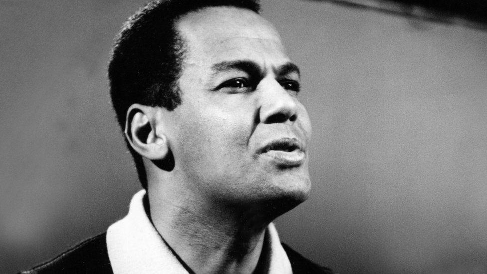 Cy Grant in 1961