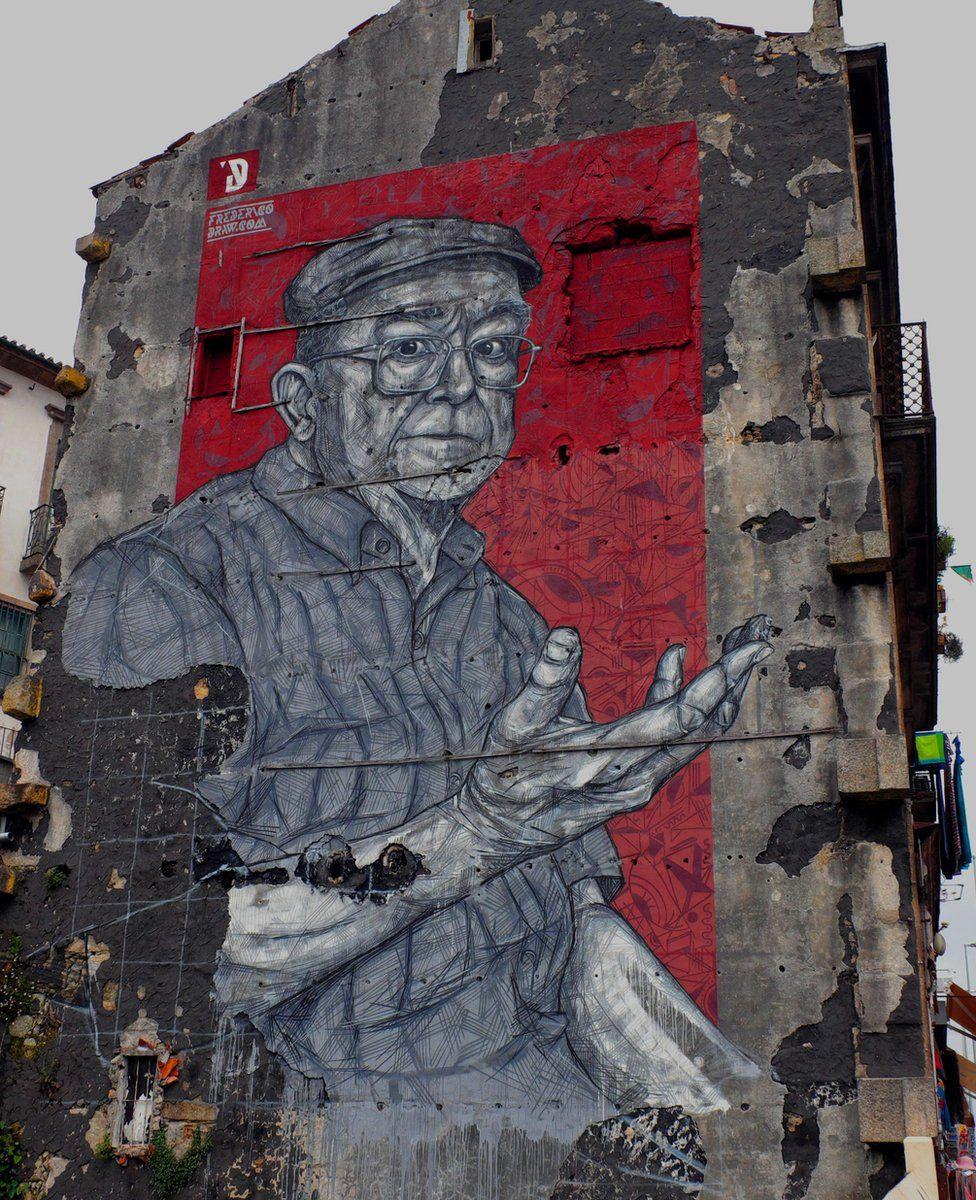 A portrait in Porto