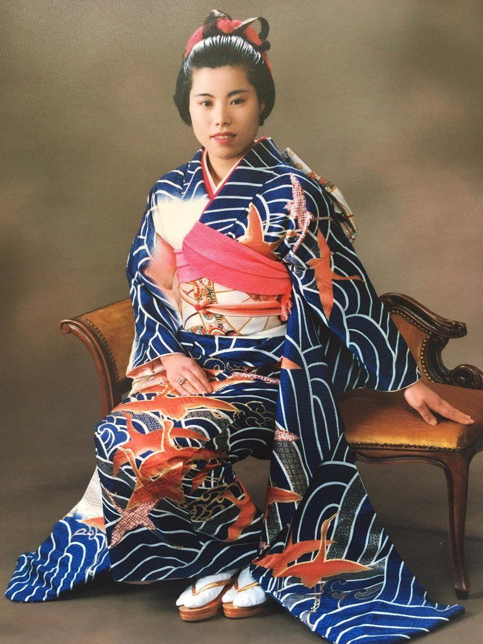 Masayo Long, aged 20