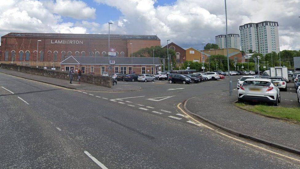 Gartsherrie Road, Coatbridge