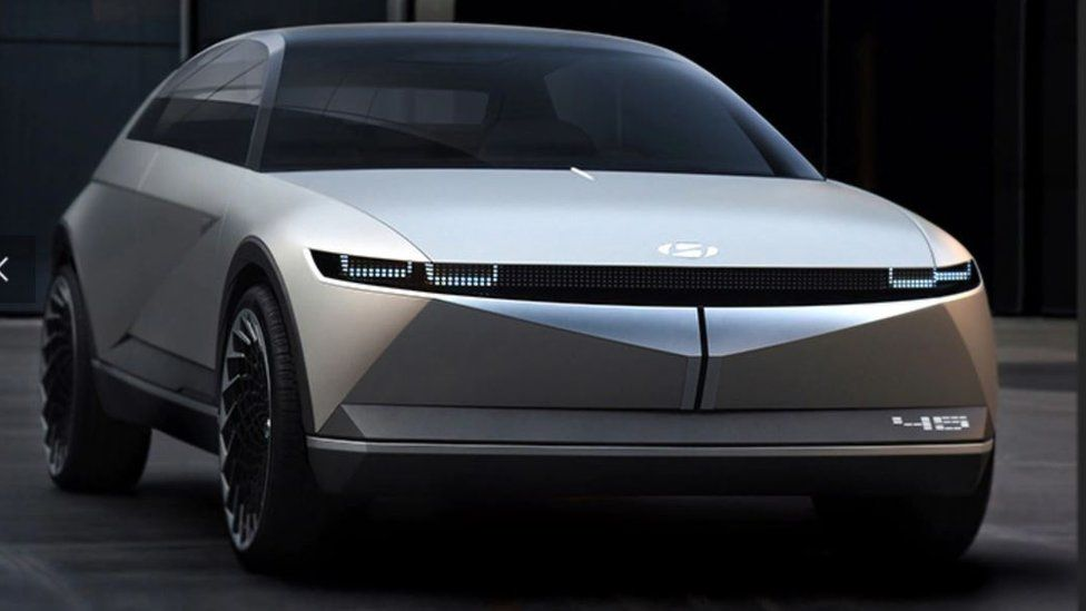 Hyundai S Confusion Over Apple Electric Car Tie Up Bbc News