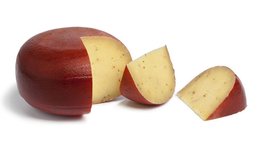 Dutch cumin cheese