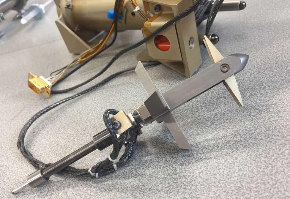 Mini harpoon