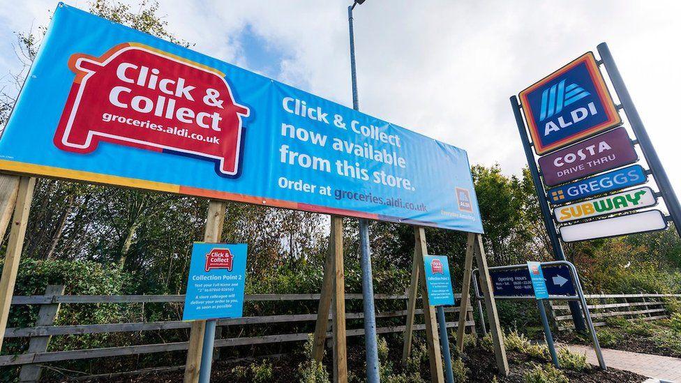 Aldi's new Click and Collect scheme