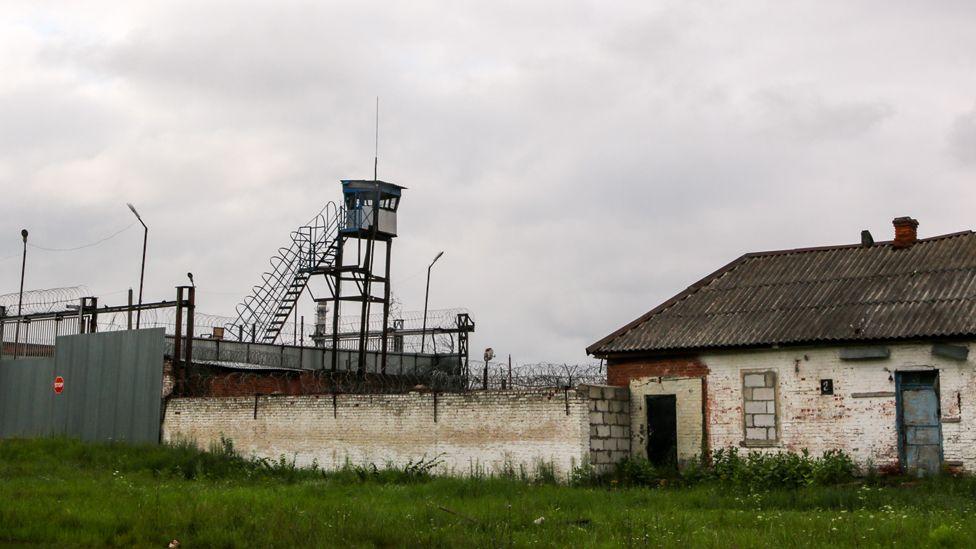 Penal colony number six, near Bryansk