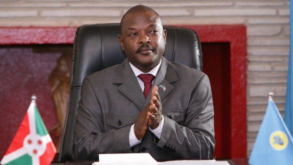 Burundi's Pierre Nkurunziza renames historical landmarks