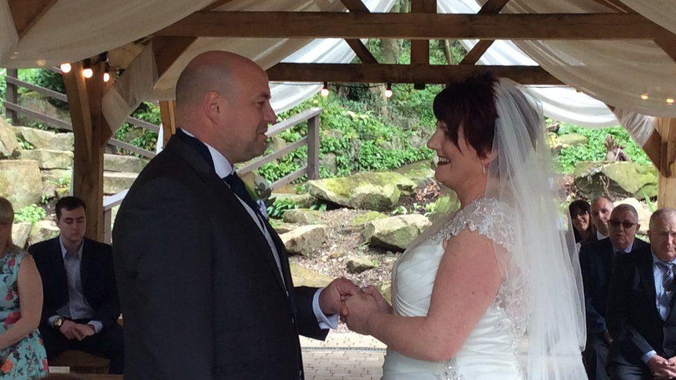 Sarah Lowndes wedding
