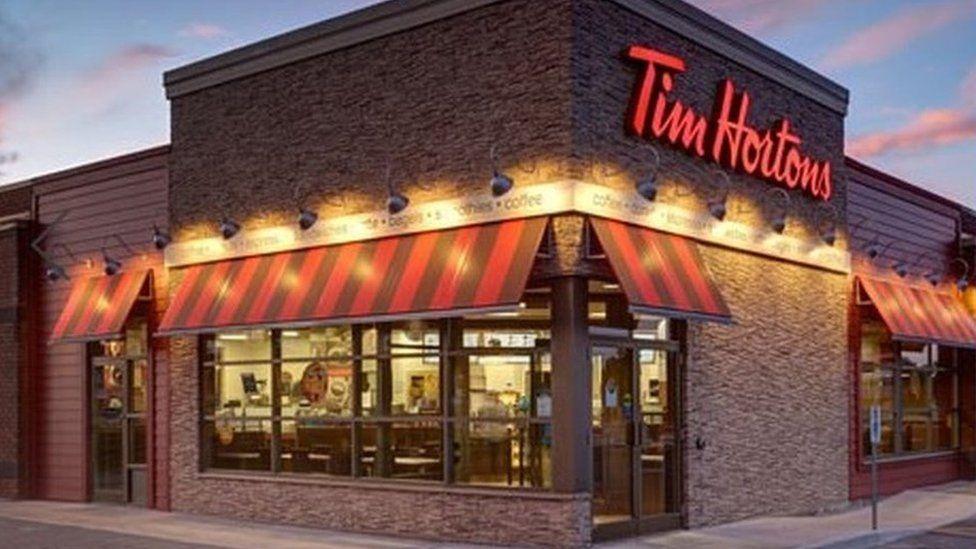 Tim Hortons outlet