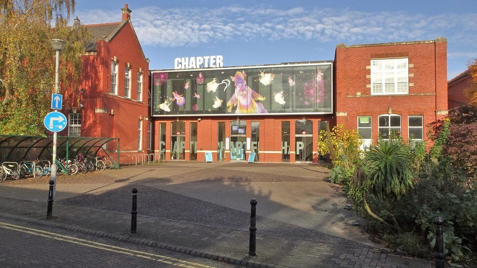 Chapter Arts Centre, Cardiff