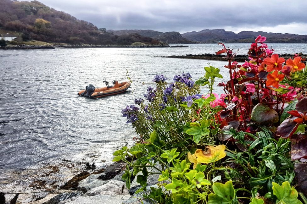 Gairloch harbour